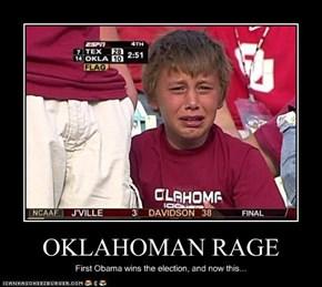 OKLAHOMAN RAGE