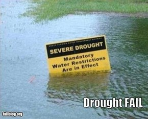Drought Sign FAIL