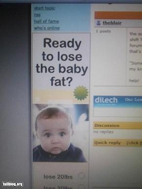 Advertisement Fail