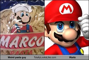 Weird pasta guy Totally Looks Like Mario