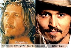 Dude from Jesus Christ Superstar Totally Looks Like Johnny Depp