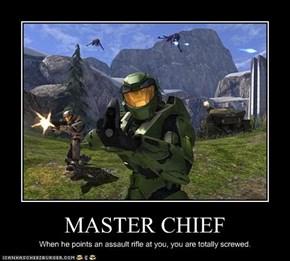 MASTER CHIEF