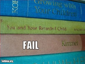 Book Title Fail