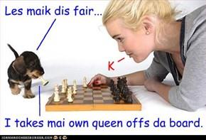 Les maik dis fair...