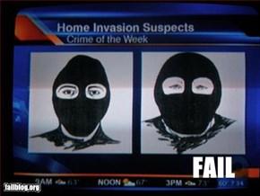 Suspect Fail
