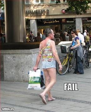 Fashion Fail
