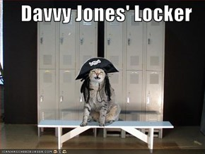 Davvy Jones' Locker