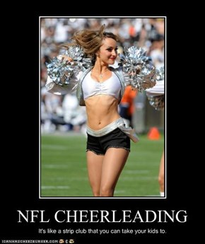 NFL CHEERLEADING