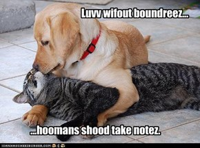 Luvv wifout boundreez...