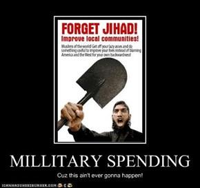 MILLITARY SPENDING