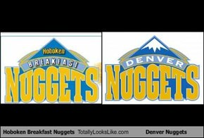Hoboken Breakfast Nuggets Totally Looks Like Denver Nuggets