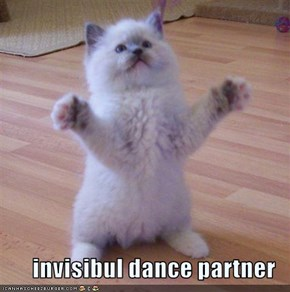invisibul dance partner