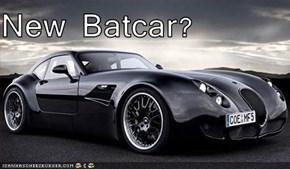 New Batcar?