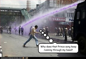 Why does that Prince song keep running through my head?