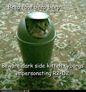 Beep toot beep beep...