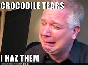 CROCODILE TEARS  I HAZ THEM