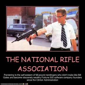THE NATIONAL RIFLE ASSOCIATION