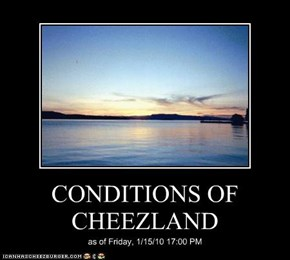 CONDITIONS OF CHEEZLAND