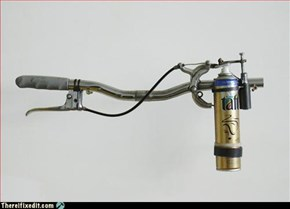 home made flamethrower