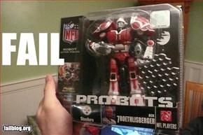 Pro-Bot FAIL