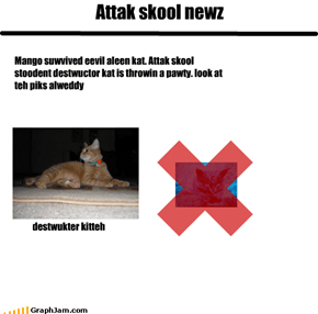 Attak skool newz