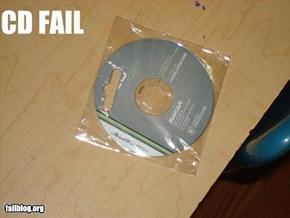 CD FAIL