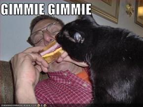 GIMMIE GIMMIE