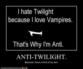 ANTI-TWILIGHT.