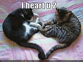 I heart u 2.