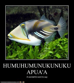 HUMUHUMUNUKUNUKUAPUA'A