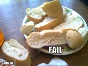 Bread fail