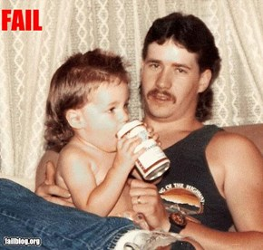 PARTENTING FAIL