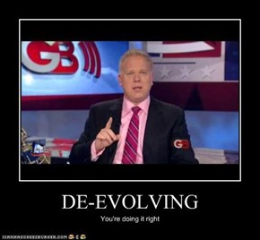 DE-EVOLVING