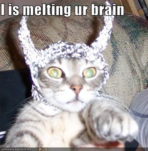 I is melting ur brain