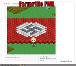Farmville FAIL