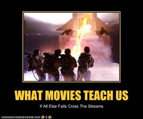 WHAT MOVIES TEACH US
