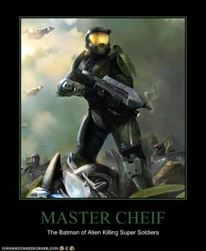 MASTER CHEIF
