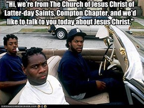 damn mormons