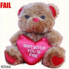 Valentine's Gift Fail