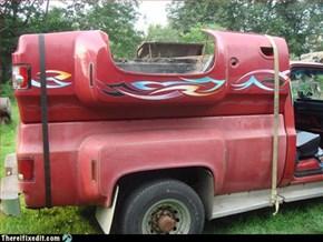 DIY box truck