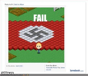 Farmville FAIL!