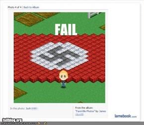 Farmville FAIL!