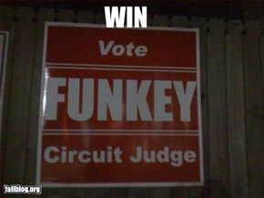 If I vote for it, will it bring the funk?