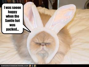 Easter Indignity