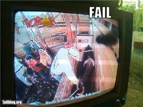 T.V. Fail