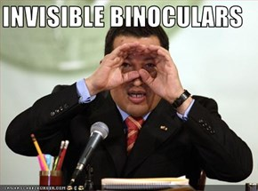 INVISIBLE BINOCULARS
