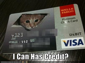 I Can Has Credit?