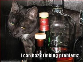 I can haz drinking problemz.
