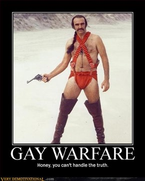 Gay Warfare