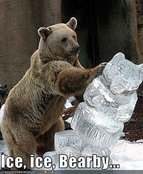 Ice, ice, Bearby...